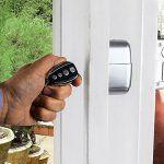 Cerradura Electrónica Invisible con Mando