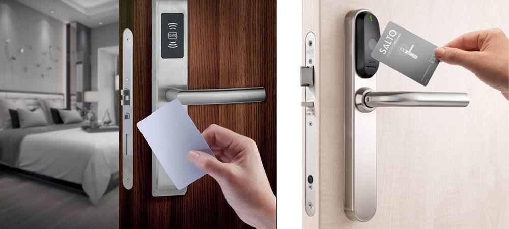 cerradura electronica con tarjeta de proximidad