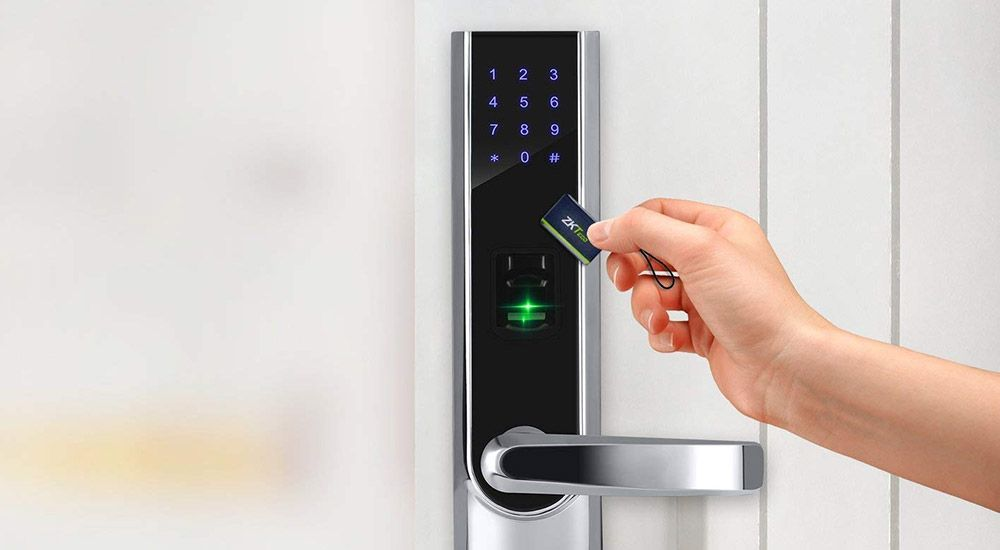 cerradura electronica inteligente
