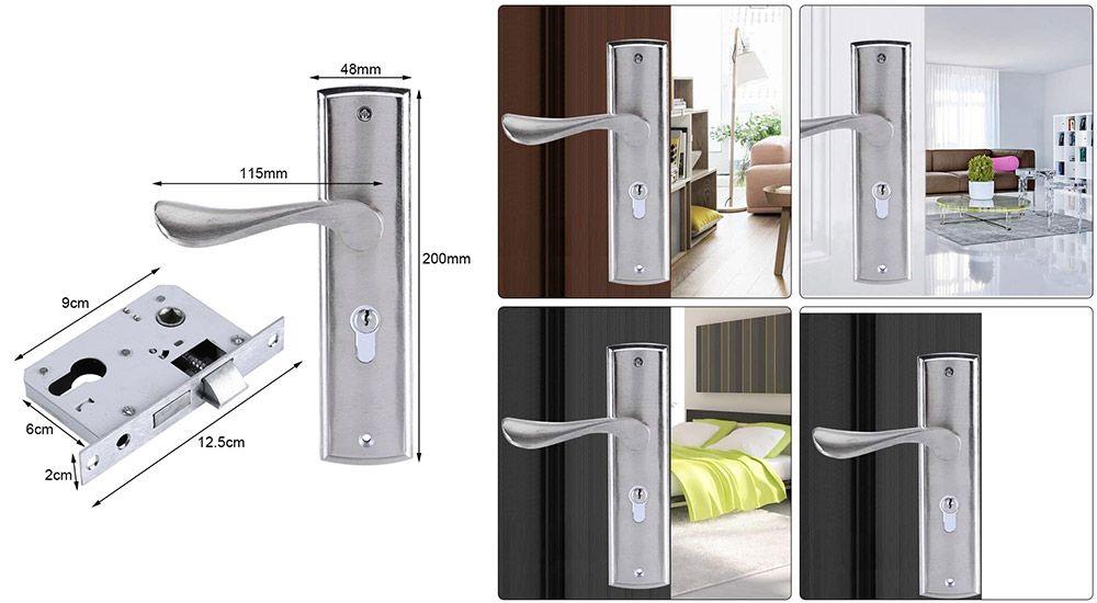 comprar Cerraduras para Puertas de Aluminio