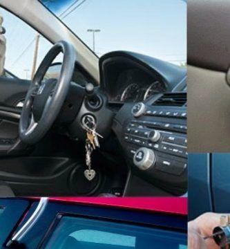 Cómo abrir una puerta de carro sin llaves