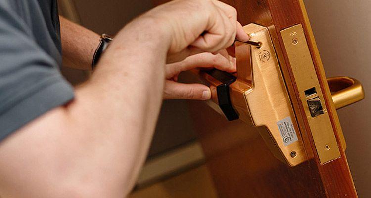 Cómo destrabar una cerradura